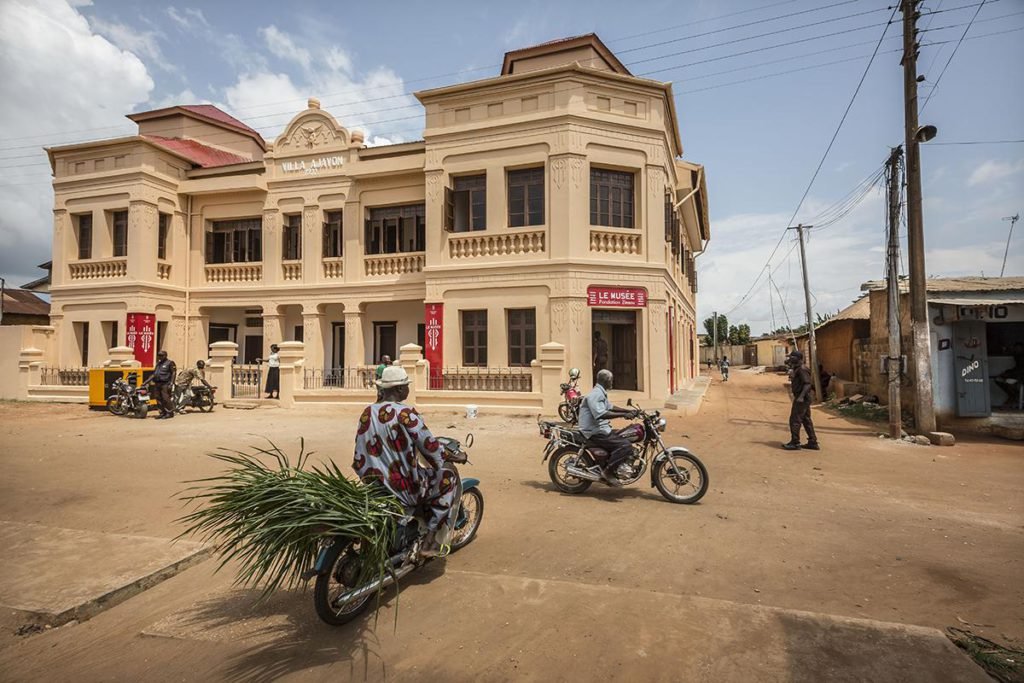 Ouidah le Musée @JDBurton