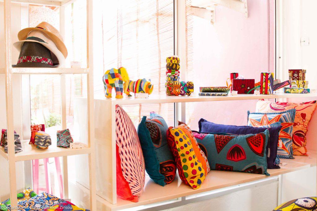 Fondation_Cotonou_Boutique©FZ
