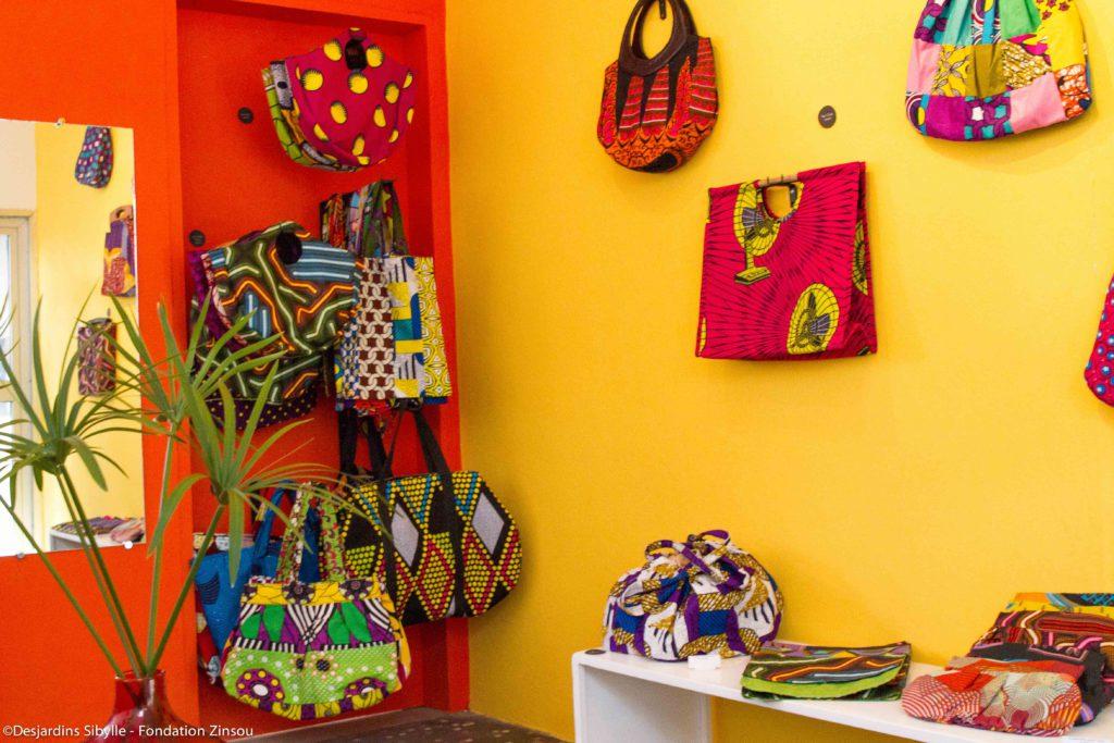 Fondation_Cotonou_Boutique_sac©FZ